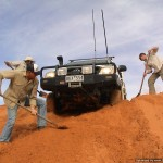 Water Resources 4WD Training in Victoria