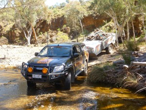 DMAX Flinders Towing